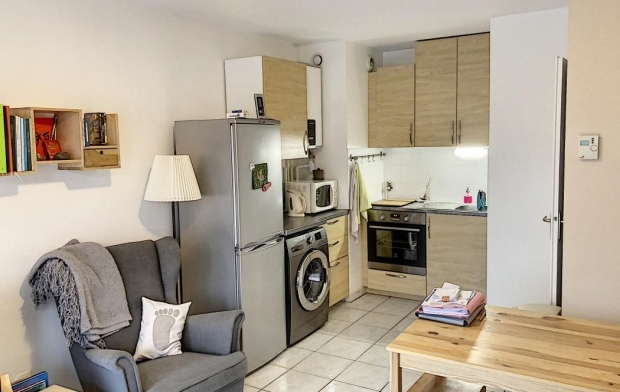 Alpes immobilier : Appartement | ECHIROLLES (38130) | 31 m2 | 600 €